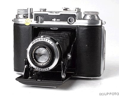 Houghton: Ensign Commando camera