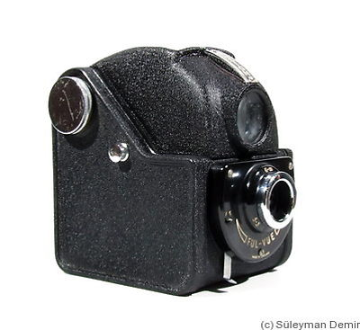 Houghton: Ensign Ful-Vue (II, black) camera