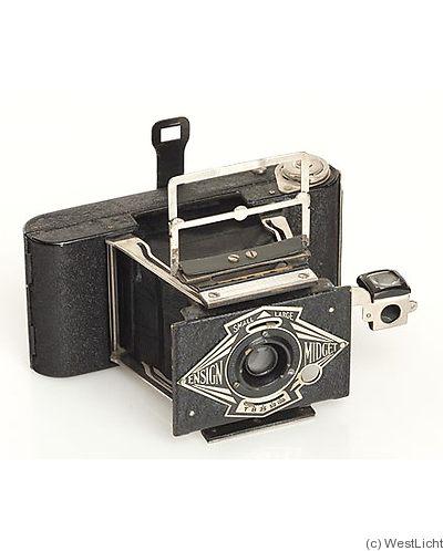 Ensign midget camera