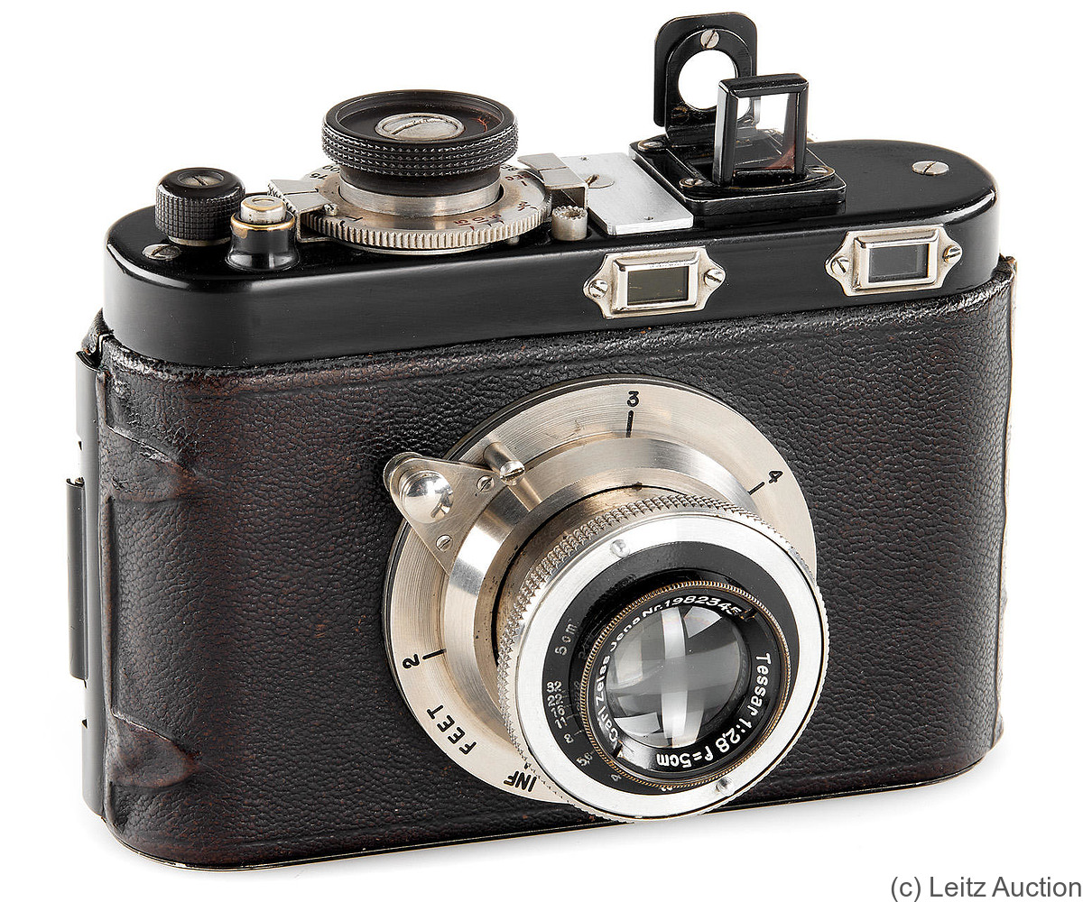 Houghton: Ensign Multex (No.1) camera