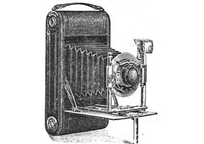 Houghton: Folding Scout No.2 camera