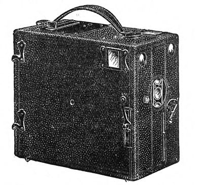 Houghton: Holborn Ilex No.1 camera