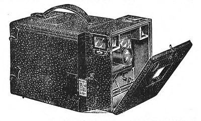 Houghton: Holborn Ilex No.6a camera