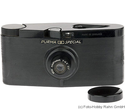 Hunter: Purma Special camera