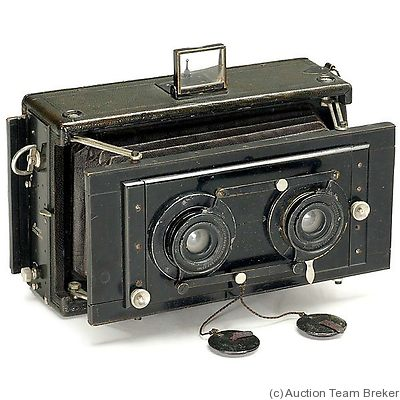 Hüttig: Record Stereo camera