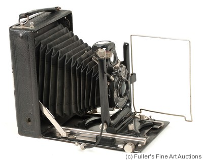ICA: Ideal (9x12, 1909) camera