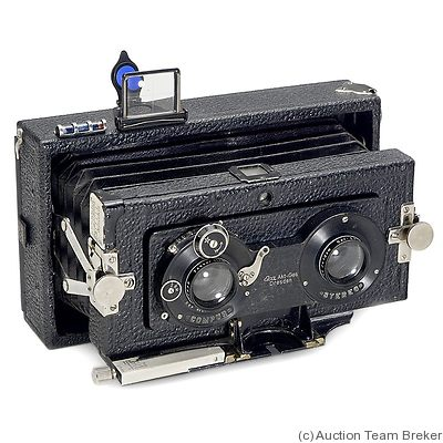 ICA: Stereo (strut-folding, prototype) camera