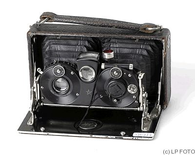 ICA: Stereolette Cupido (620) camera