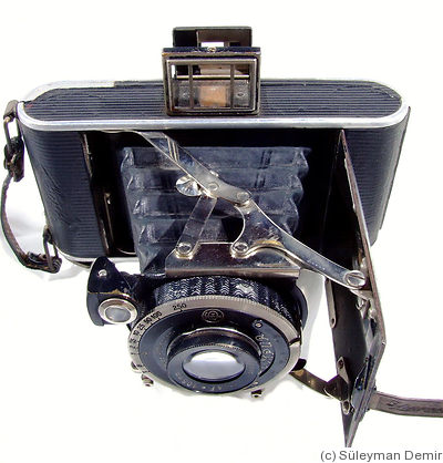 Ihagee: Auto-Ultrix (2860, Double-format) camera
