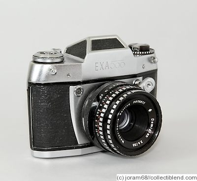 Ihagee: Exa 500 camera