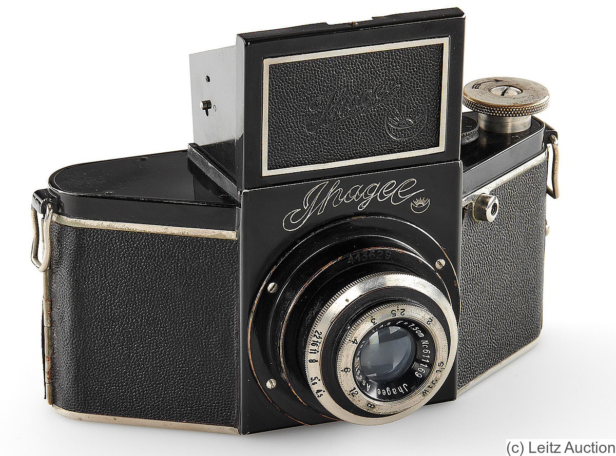 Ihagee: Exakta Junior (1st type) camera