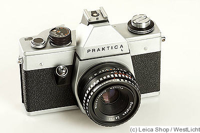 Kw kamerawerkstatten : praktica l price guide: estimate a camera value