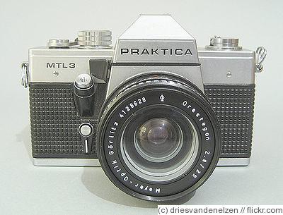 Kw kamerawerkstatten praktica mtl price guide estimate a