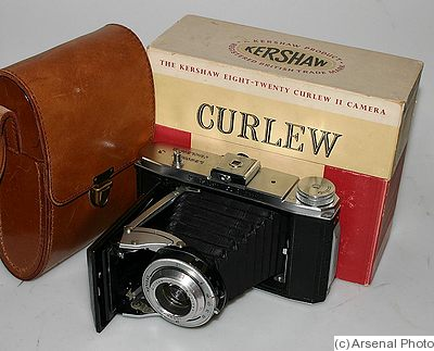Kershaw: Curlew I camera