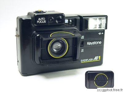 Keystone: EverFlash AF1 camera