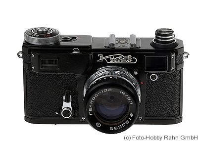 Kiev Arsenal: Kiev 4AM (black) camera