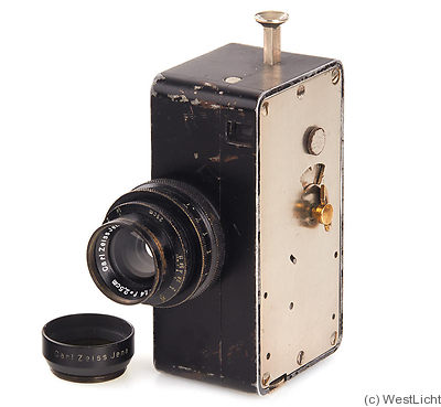 Kilfitt: Subminiature (prototype) camera