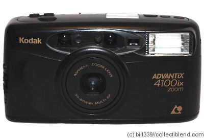 Kodak Eastman: Advantix 4100ix camera
