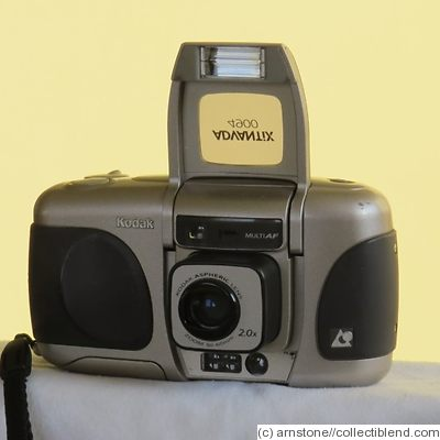 Kodak Eastman: Advantix 4900 camera