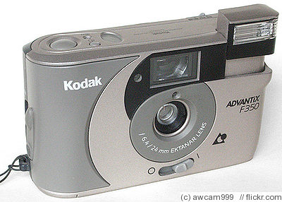 Kodak Eastman: Advantix F350 camera