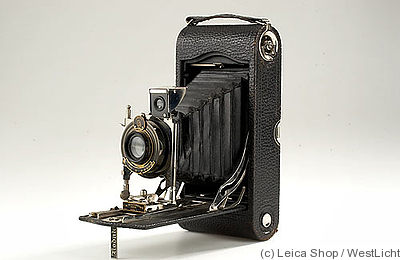 Kodak Eastman: Autographic No.3A camera