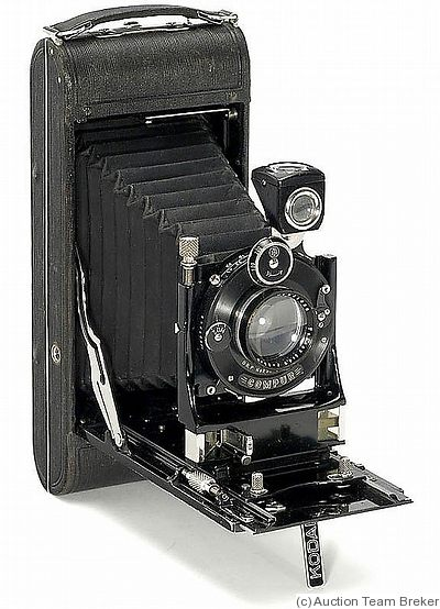 Kodak Eastman: Autographic Special No.2C camera