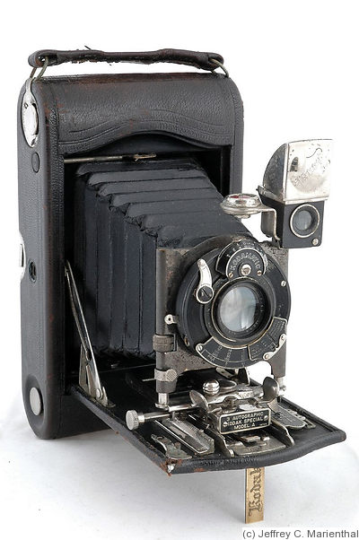 Kodak Eastman: Autographic Special No.3 Model A camera