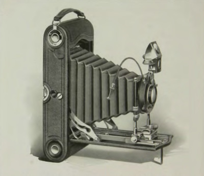Kodak Eastman: Autographic Special No.3A camera