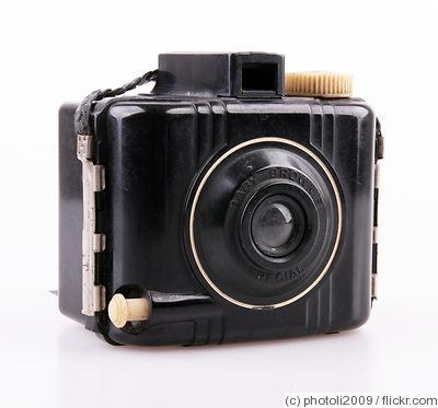 Kodak Eastman: Baby Brownie Special camera
