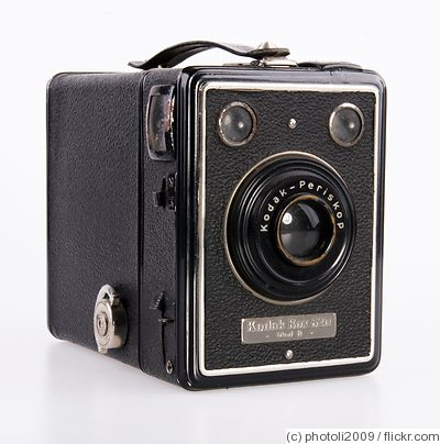 Kodak Eastman: Box 620 B camera