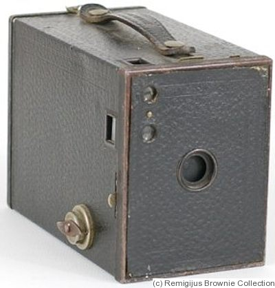 Kodak Eastman: Brownie No.2 Model F (US) camera