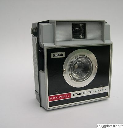 Kodak Eastman: Brownie Starlet II camera
