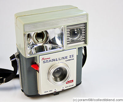 Kodak Eastman: Brownie Starluxe II camera
