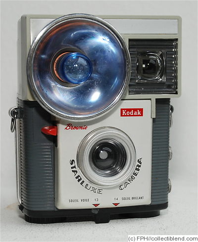 Kodak Eastman: Brownie Starluxe camera