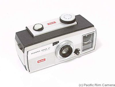Kodak Eastman: Brownie Super 27 camera