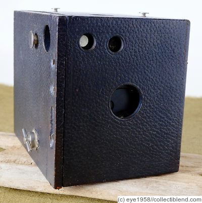 Kodak Eastman: Bull's Eye No.3 Model A camera