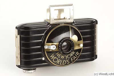Kodak Eastman: Bullet NY World Fair camera