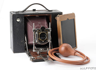 Kodak Eastman: Cartridge No.4 (1900) camera