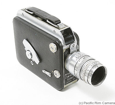 Kodak Eastman: Cine-Kodak Eight Model 90 camera