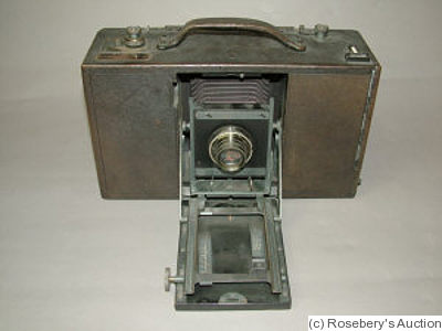 Kodak Eastman: Cirkut No.5 camera