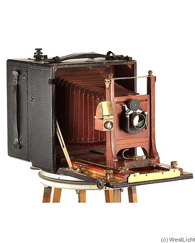 Kodak Eastman: Cirkut No.8 camera