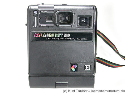 Kodak Eastman: Colorburst 50 camera