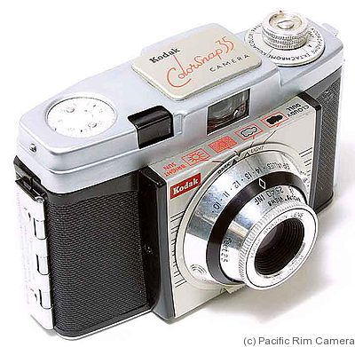 Kodak Eastman: Colorsnap 35 camera