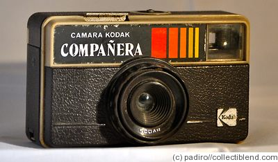 Kodak Eastman: Companera camera