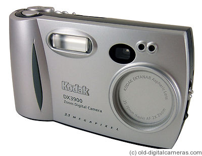 Kodak Eastman: DX3900 camera