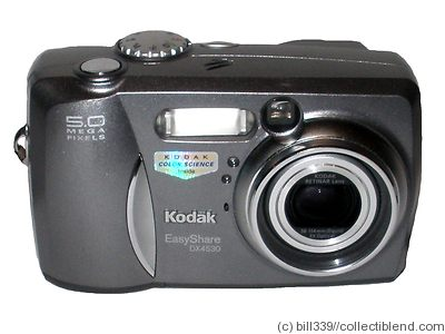 Kodak Eastman: DX4530 camera