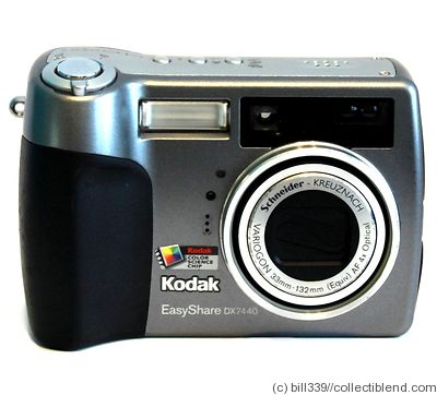 Kodak Eastman: DX7440 camera