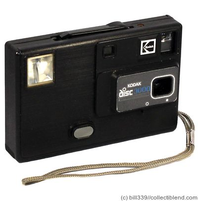 Kodak Eastman: Disc 3000 camera