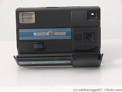 Kodak Eastman: Disc 3600 camera
