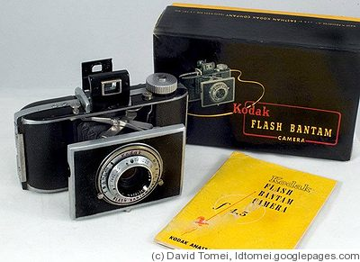 Kodak Eastman: Flash Bantam camera